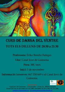 CURS DE DANSA DEL VENTRE